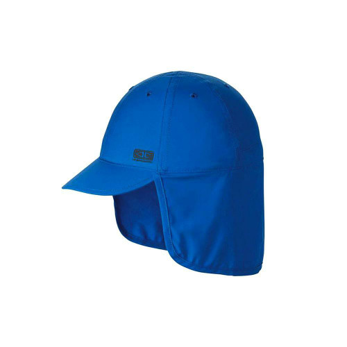 Ocean & Earth Kids Sunbreaker Beach Hat In Blue