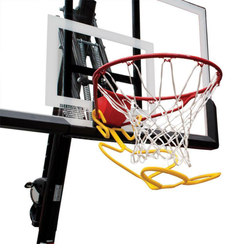 Basketball NBA Back Atcha For Basket Ball  - Ball Return In Yellow From Spalding