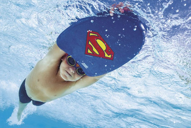 Zoggs Children/'s Dc Super Heroes Pool//Bath Soakers