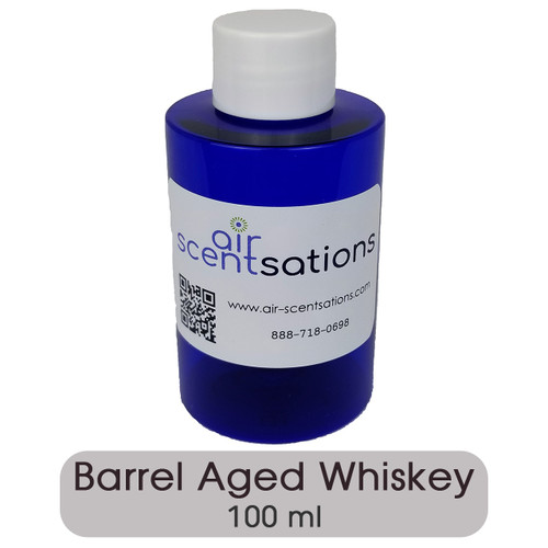 100ml Fragrance Oil - Barrel Aged Whiskey