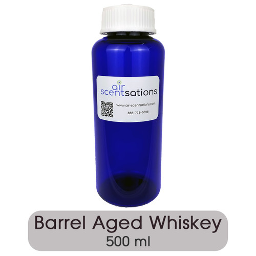 500ml Fragrance Oil - Barrel Aged Whiskey