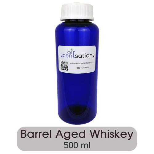 500ml Fragrance Oil - Barrel Aged Whiskey