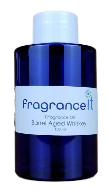 100ml Fragrance Oil Refill - Barrel Aged Whiskey