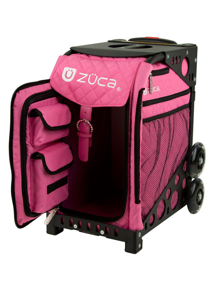 ZÜCA Sport - Pink Hot - inside view