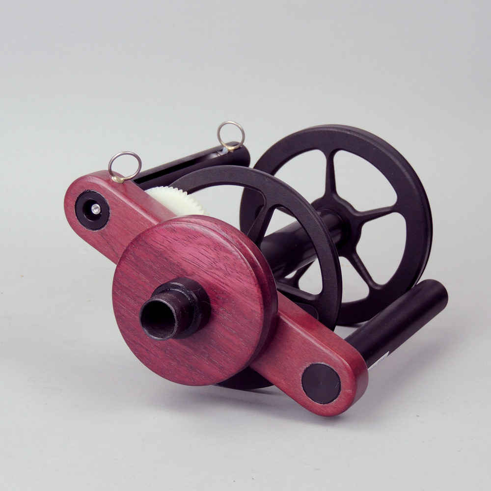 Purpleheart WooLee Winder