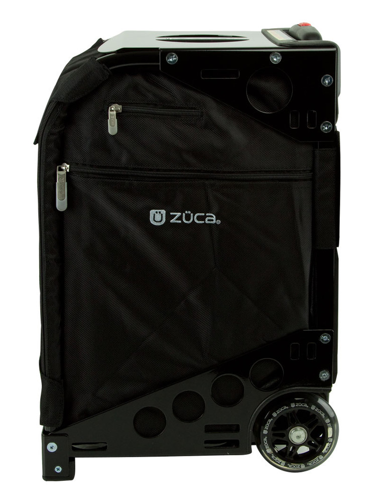ZÜCA Pro Travel Black/Black -side view
