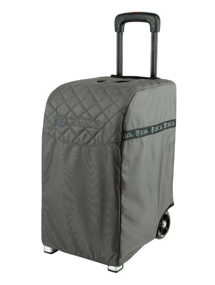 ZÜCA Pro Travel Graphite Gray/Silver