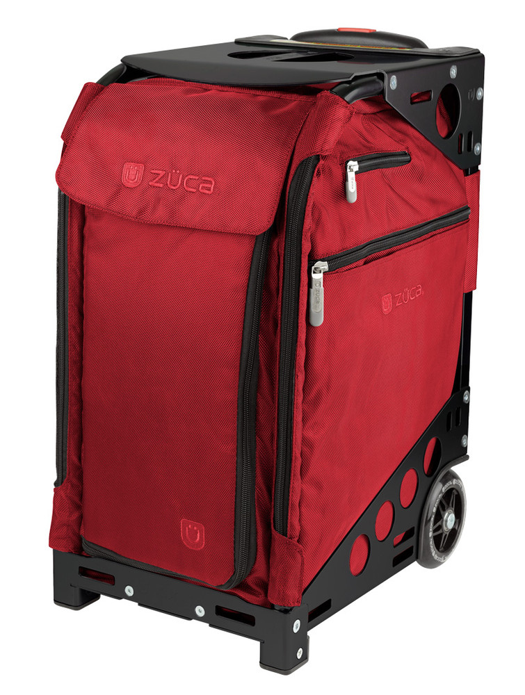 ZÜCA Pro Travel Ruby Red/Black