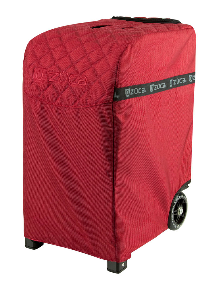 ZÜCA Pro Travel Ruby Red/Black - w/cover