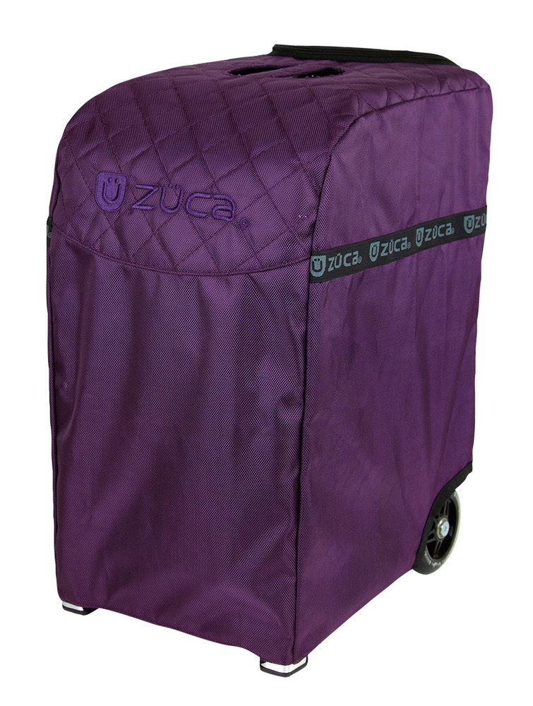 ZÜCA Pro Travel Royal Purple/Silver