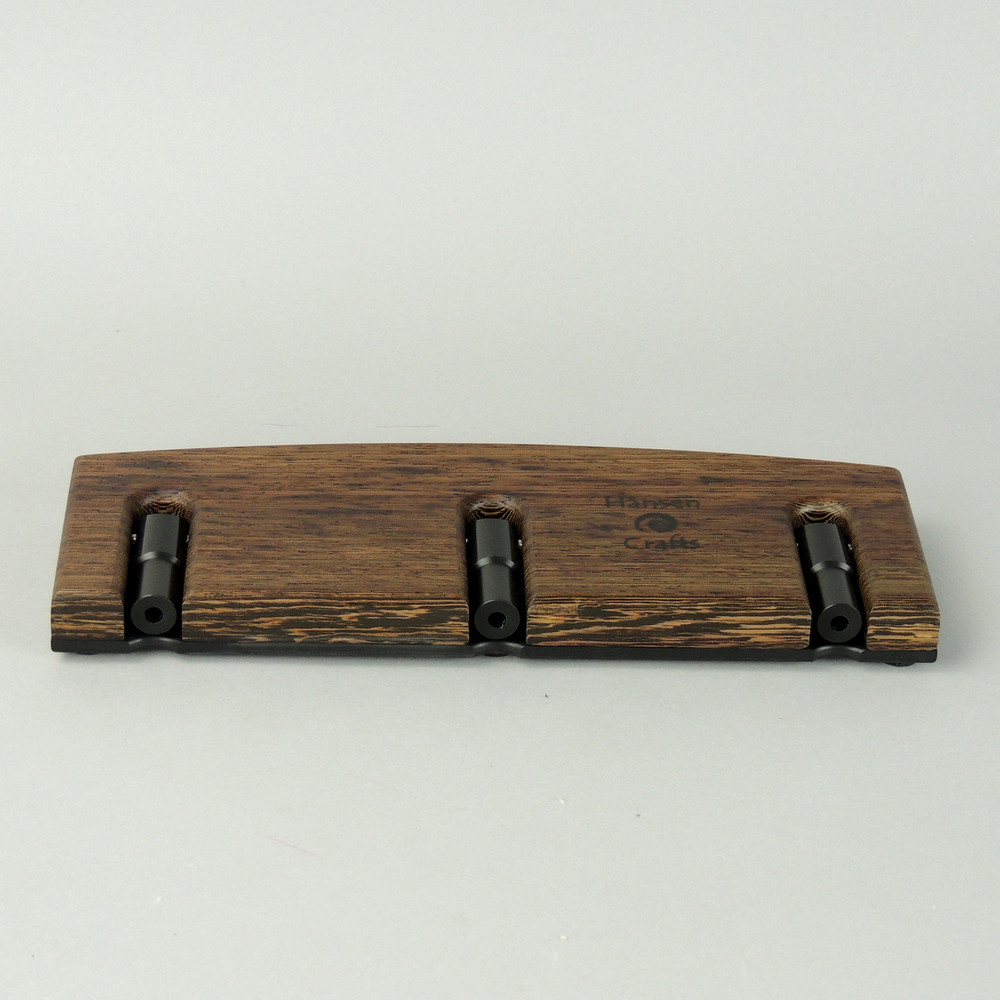 Wenge Lazy Kate - top view