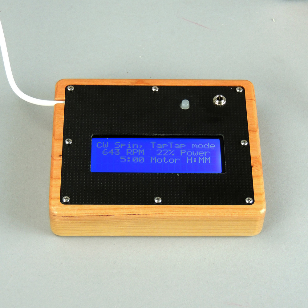 LCD in Cherry