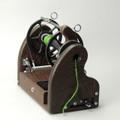Beautiful Wenge HansenCrafts miniSpinner v2.