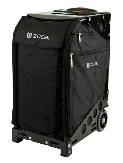 ZÜCA Pro Travel Black/Black