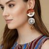 Leo Lux Earring