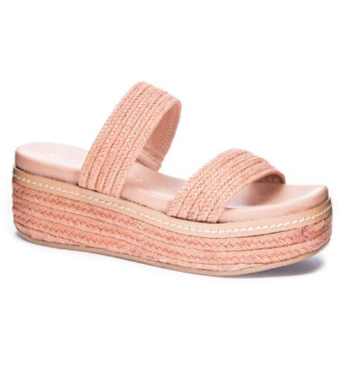 Zion Platform Sandal