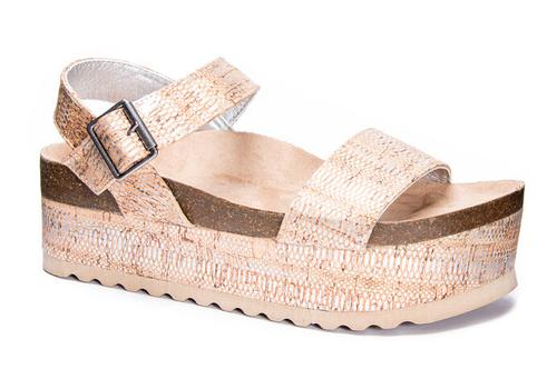 Palms Platform Sandal
