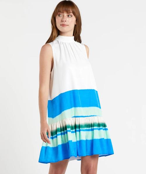 Ali Flounce Dress