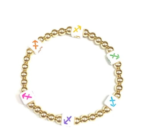 Zodiac Layer Bracelet