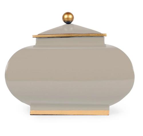 Color Block Squash Pot
