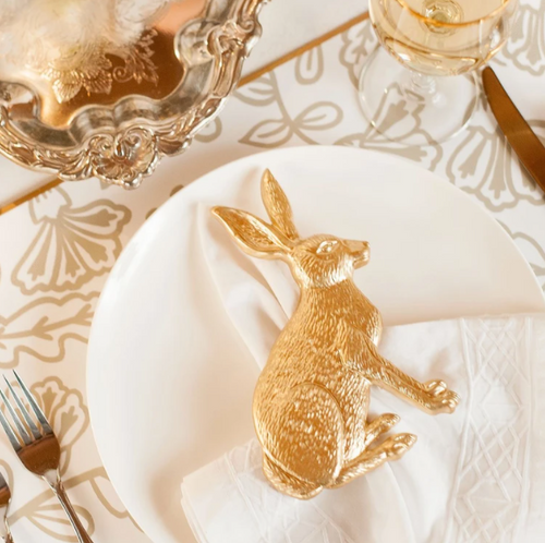 4 Pack Rabbit Napkin Ring