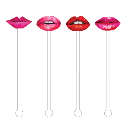 Kissy Lips Combo Acrylic Sticks