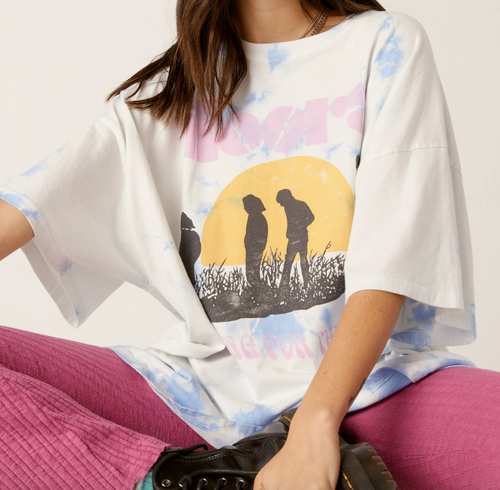 The Doors Waiting For The Sun One Size Tee