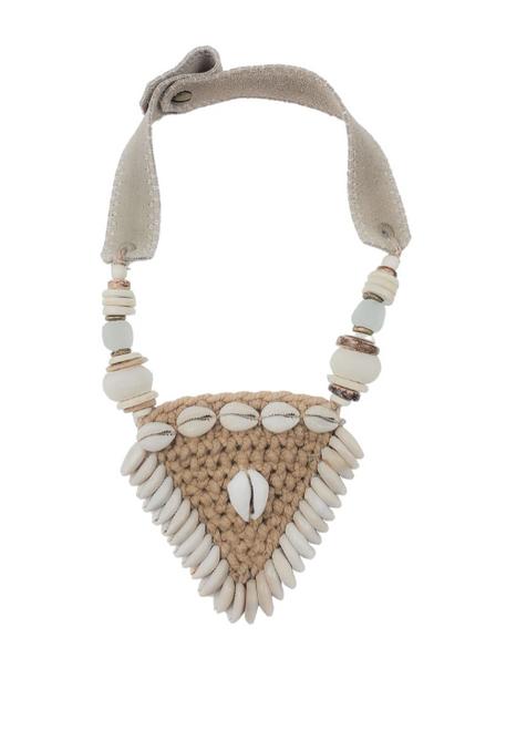 Cowrie Pendant Necklace