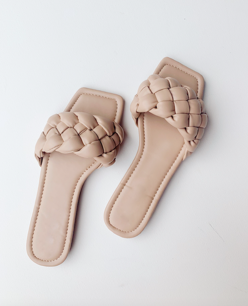 Ella Braided Shoe