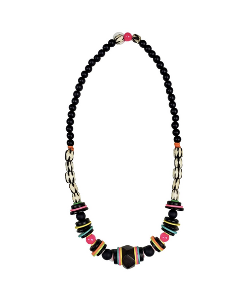 Electric Tribal Classic Necklace