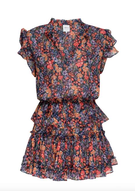 Lilian Dress in Augusta Floral