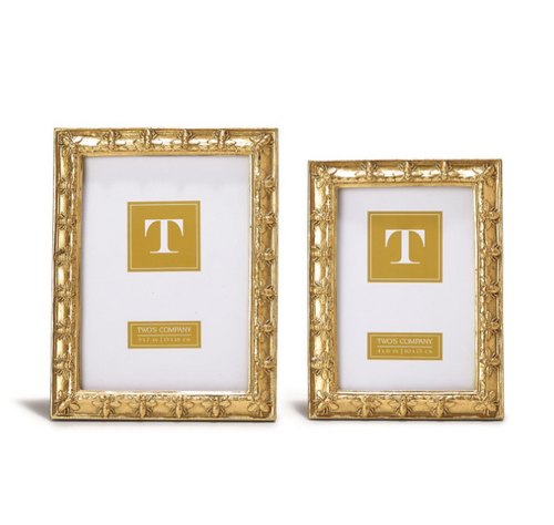 Golden Bee Frame 5 x 7