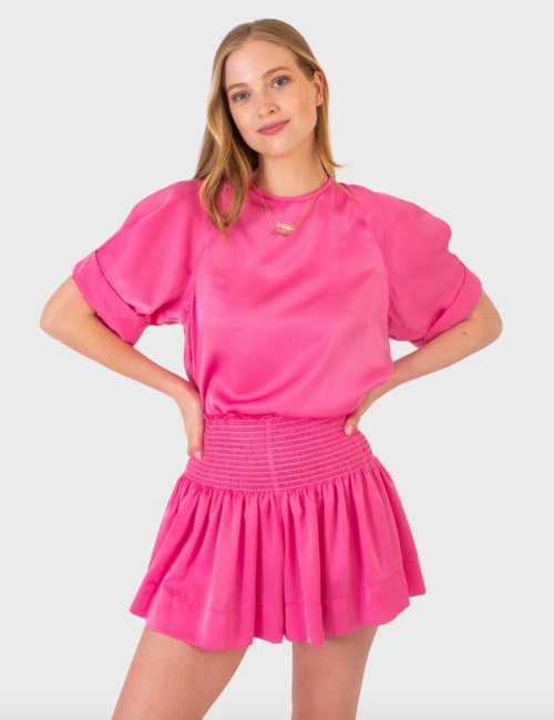 Erica Skirt in Elle Woods Pink