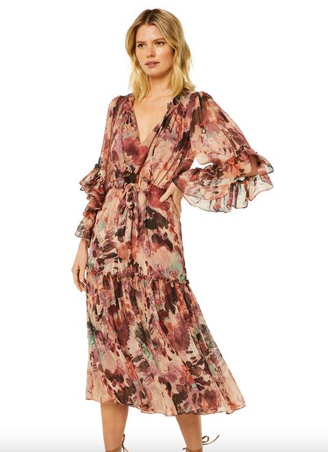 Marcele Dress in Flora Dream