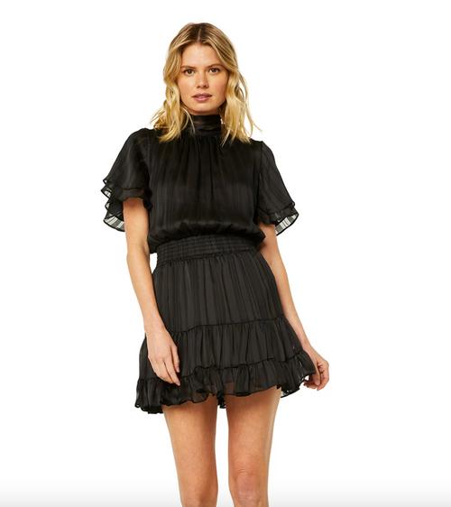 Saffie Dress in Black