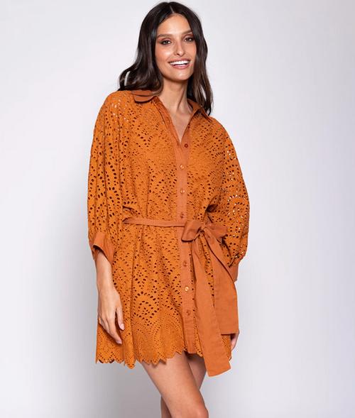 Florine Fall Short Dress