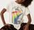 Pink Floyd Retro Rainbow Tour Tee
