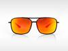 Sunglasses 6th Avenue Casual - Red Mirror