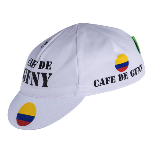 Cycling Cap Cafe de GFNY