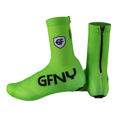 Lycra Cover Socks Green
