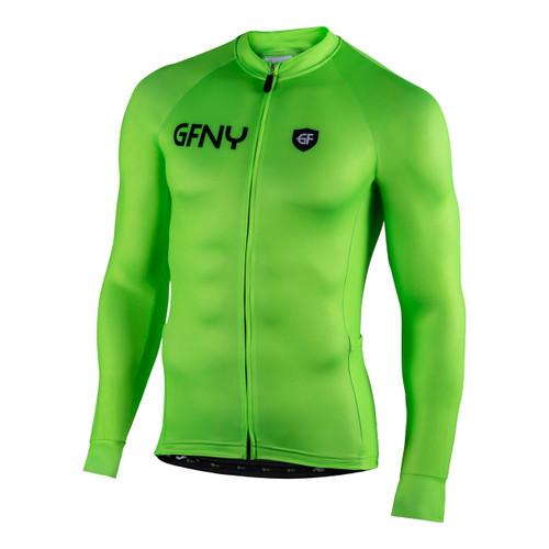 Long Sleeve Jersey Green