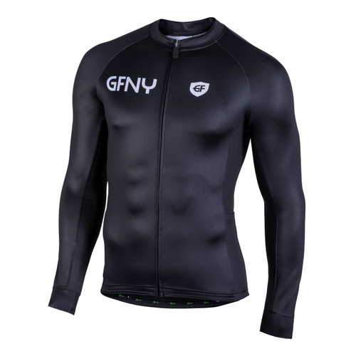 Long Sleeve Jersey Black