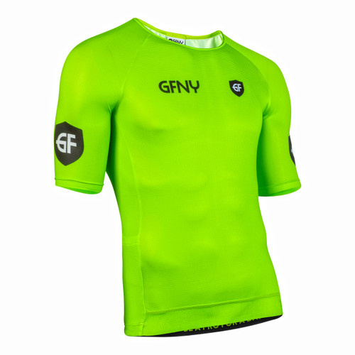 Jersey Zipperless Green
