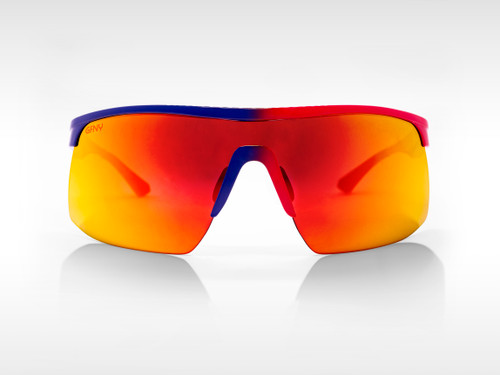 Sunglasses SPEED Gruppo USA - Red Mirror