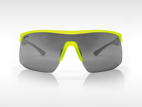 Sunglasses SPEED Gruppo Green - Silver Mirror
