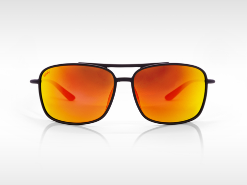 Sunglasses 6th Avenue Casual - Red Mirror