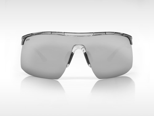 Sunglasses SPEED Gruppo Transparent - Silver Mirror