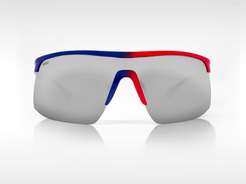 Sunglasses SPEED Gruppo USA - Silver Mirror