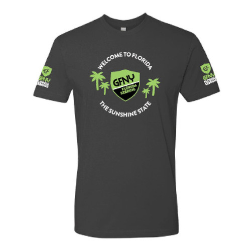 """T-shirt GFNY  """"Welcome to Florida"""""""