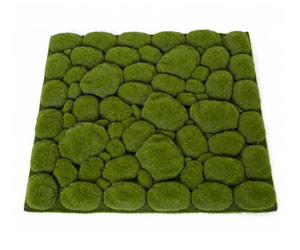 Moss Green Wall